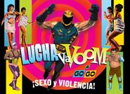 Lucha VaVoom Poster 6