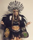 Sienna GFW Knockouts Champion