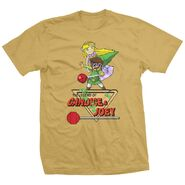 The Legend of Candice & Joey Cartoon T-Shirt