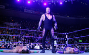 Undertaker ring purple