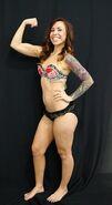 Brooke Fem Wrestling Rooms