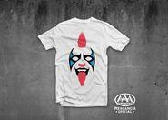 Playera Psycho Clown