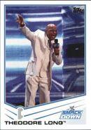 2013 WWE (Topps) Theodore Long 78