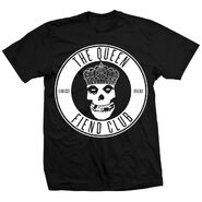 Chrissy Rivera The Queen Fiend Club Shirt