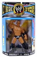WWE Wrestling Classic Superstars 15 The Rock