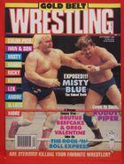 Gold Belt Wrestling - September 1987