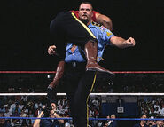 SummerSlam 1991 - Big Boss Man Vs The Mountie 01