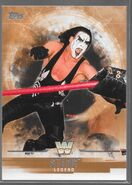 2017 WWE Undisputed Wrestling Cards (Topps) Sting 68