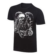 Bray Wyatt Rob Schamberger Black Art Print T-Shirt