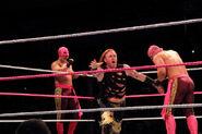 WWE House Show (Oct 4, 14' no.1) 3