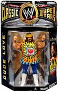 WWE Wrestling Classic Superstars 2 Dude Love (Colorful Wristbands)