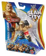 WWE Slam City 1 Brock Lesnar