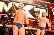 8 NXT Tag Team Dash & Dawson