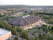 Stade Couvert Régional