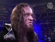 Undertaker at the 1999 Royal Rumble