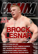 Wrestle Hustle Magazine - January 2013