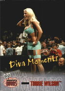 2002 WWE Absolute Divas (Fleer) Torrie Wilson 71