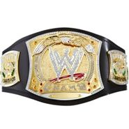 WWE Championship Replica Spinner Belt