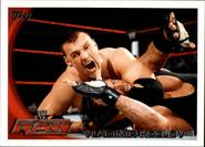 2010 WWE (Topps) Vladimir Kozlov (No.24)