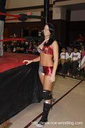 Darci Drake - Classic Wrestling - 2010