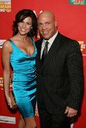 Kurt Angle & Karen Angle