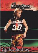 2003 WWE Aggression Spike Dudley 32