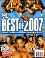 WWE Magazine January 2008 Issue