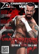Zona Wrestling Magazine - September 2012
