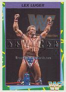 1995 WWF Wrestling Trading Cards (Merlin) Lex Luger 170