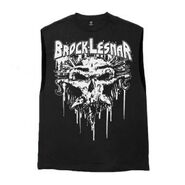 Brock Lesnar Carnage Cut Off T-Shirt
