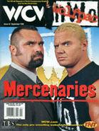 WCW Magazine - September 1998