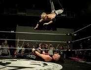 1509677 Mark Andrews in PROGRESS Wrestling