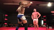 Kenny King vs. Phil Baroni at 3PW Unstoppable