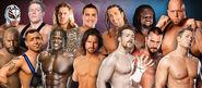 Team RAW vs Team Smack (BR10)