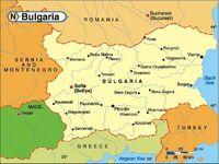 Bulgaria-Map