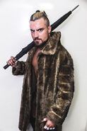 Marty Scurll profile