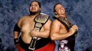 Owen Hart and Yokozuna.1
