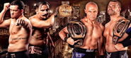 RoH BITW 2015 No DQ Match For RoH World Tag Title (The Addiction vs reDRagon)