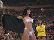 Royal Rumble 2000 Swimsuit Contest 6