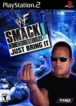 WWF SmackDown! Just Bring Itのカバーアート