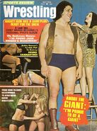 Sports Review Wrestling - July 1974