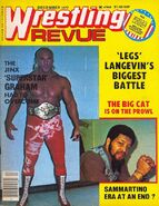 Wrestling Revue - December 1977