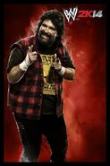 Wwe 2K14 Mick Foley 1