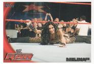 2010 WWE (Topps) Melina (No.35)