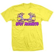 Young Bucks Spot Monkeys Shirt
