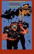 Halloween Havoc 1989 Magnet