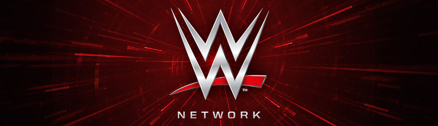 WWE Network Merchandise banner