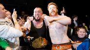 WWE World Tour 2014 - Cardiff.3
