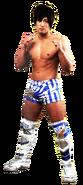 Ibushi NJPW costume