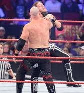 Kane choke edge